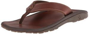 OluKai Ohana Leather Sandal - Mens