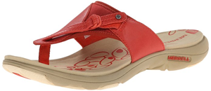 Merrell Women's Grace Leather Flip Flop
