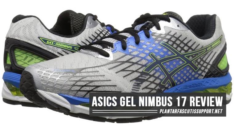photos officielles acee8 3316a ASICS GEL Nimbus 17 Running Shoes Review 2016