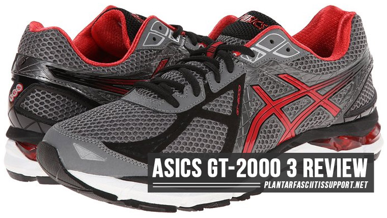 Asics Gt 2000 3 Reivew