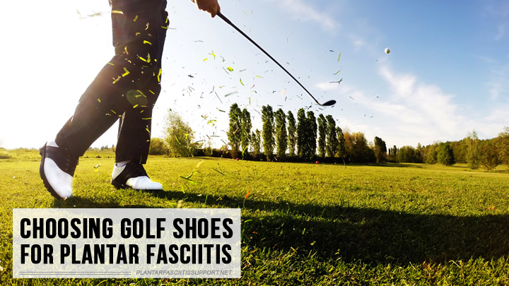 Adidas Golf Shoes For Plantar Fasciitis